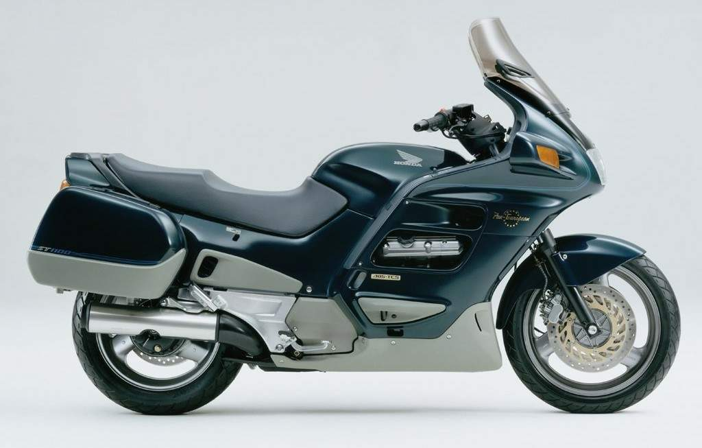Мотоцикл Honda ST 1100 Pan European 1995