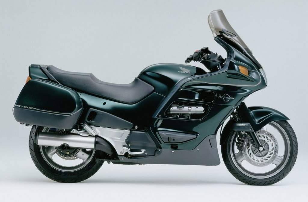 Мотоцикл Honda ST 1100 Pan European 1997
