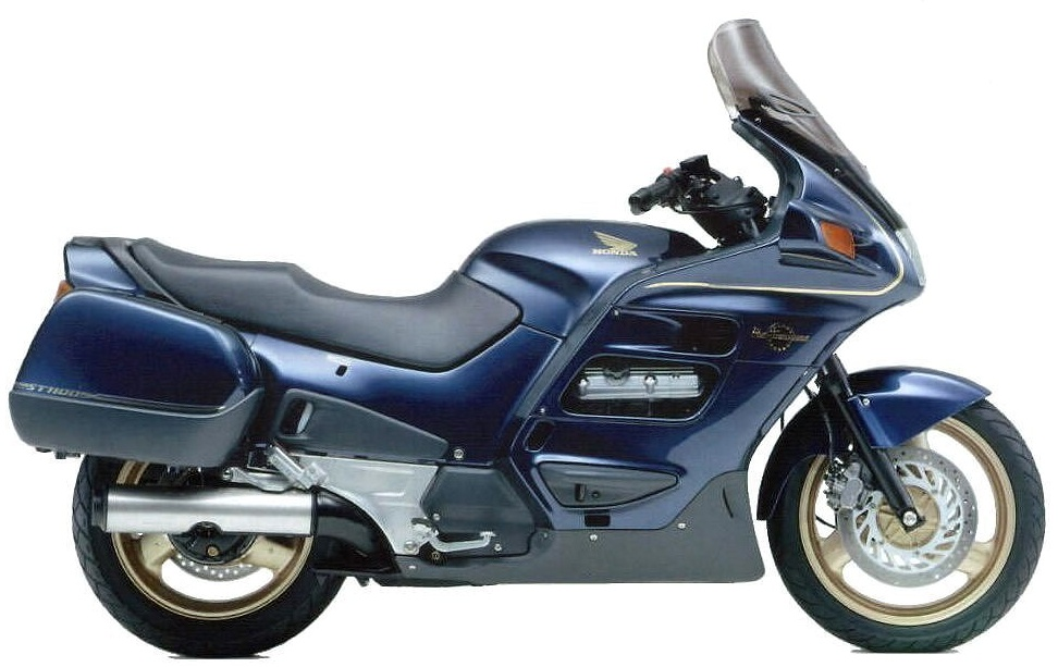 Мотоцикл Honda ST 1100 PAN EUROPEAN 1998
