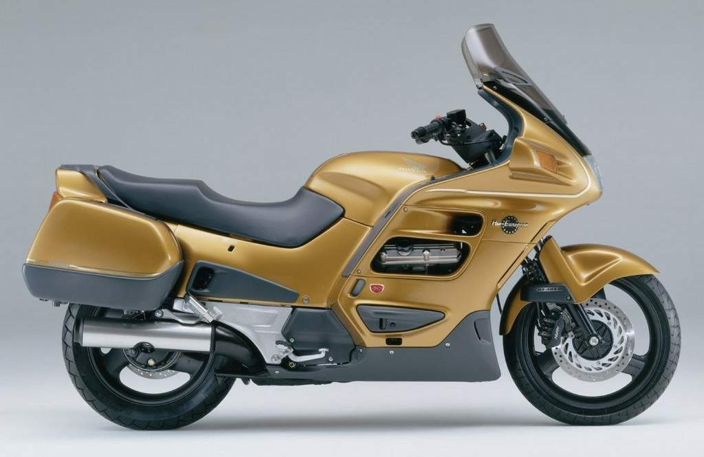 Мотоцикл Honda ST 1100 Pan European 1999