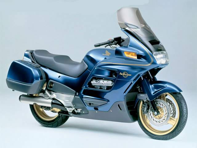 Мотоцикл Honda ST 1100 Pan European 2001