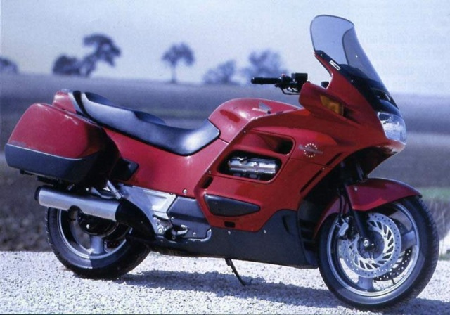 Мотоцикл Honda ST 1100 Pan European  1989
