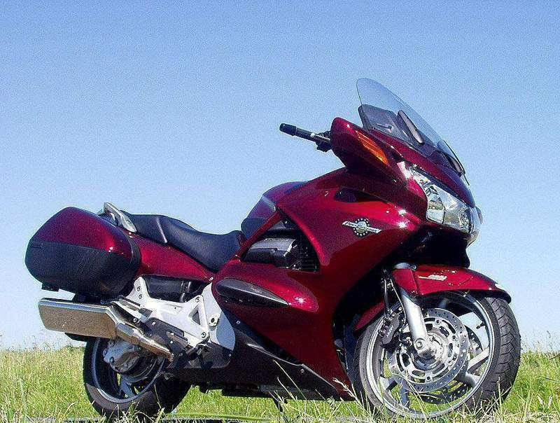 Мотоцикл Honda ST 1300 Pan European 2005