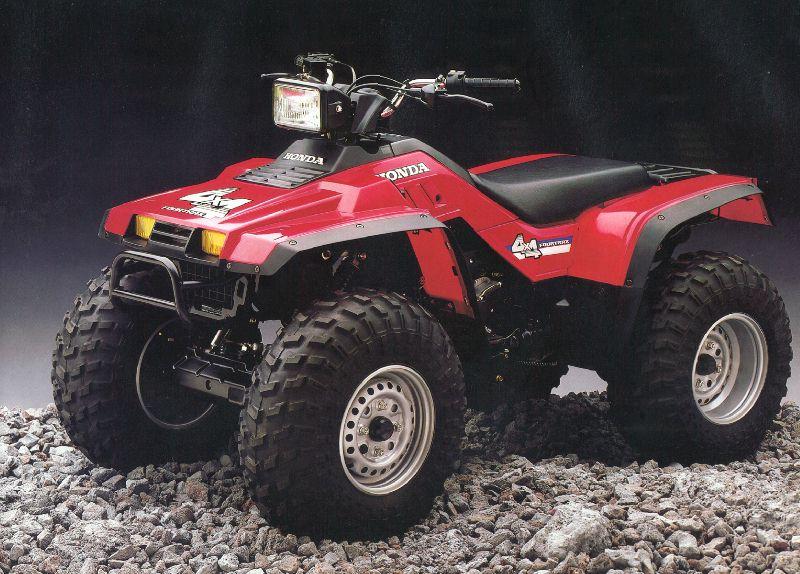 1990 honda 300 trx wiring diagram 1990 yamaha blaster 200
