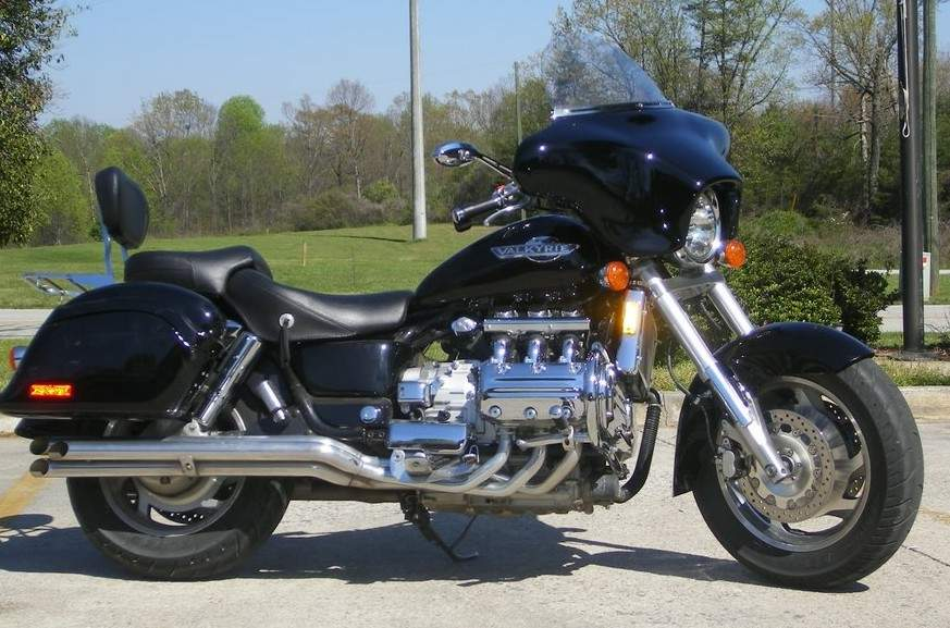 Мотоцикл Honda Valkyrie Interstate 2000