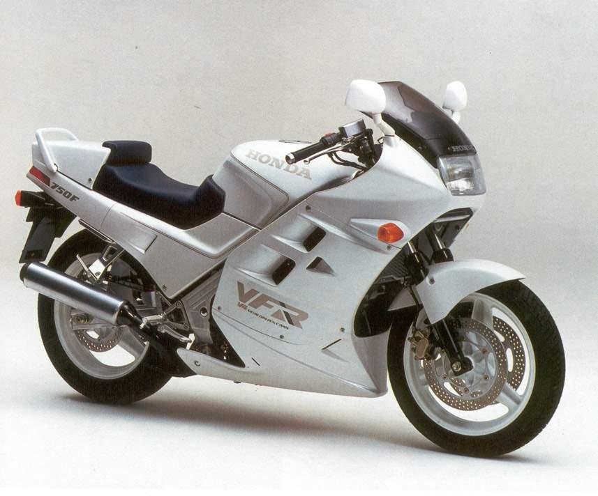 мотоциклы honda magna #10