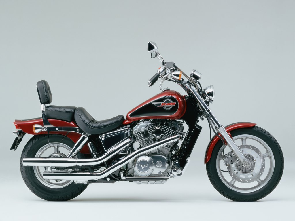 Мотоцикл Honda VT 1100 C SHADOW 1994