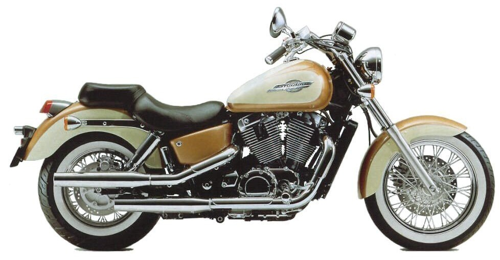 Мотоцикл Honda VT 1100 C2 Shadow Ace 1998