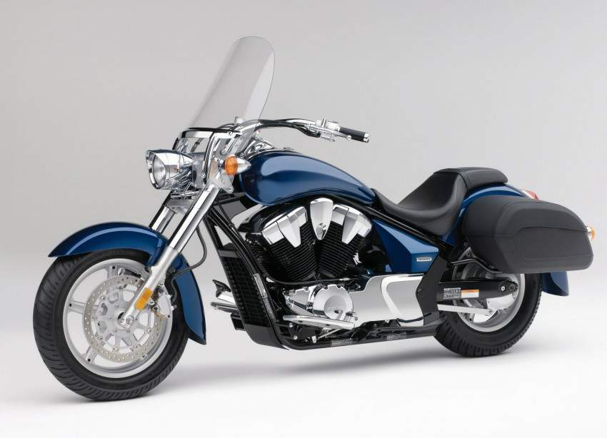 Мотоцикл Honda VT 1300CT Interstate 2010