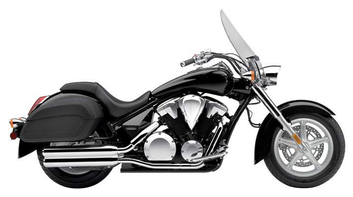 Мотоцикл Honda VT 1300CT Interstate 2013