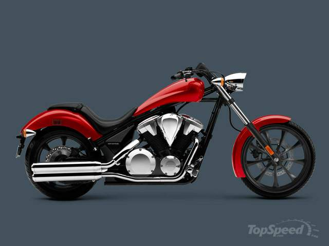 Мотоцикл Honda VT 1300CX Fury 2014