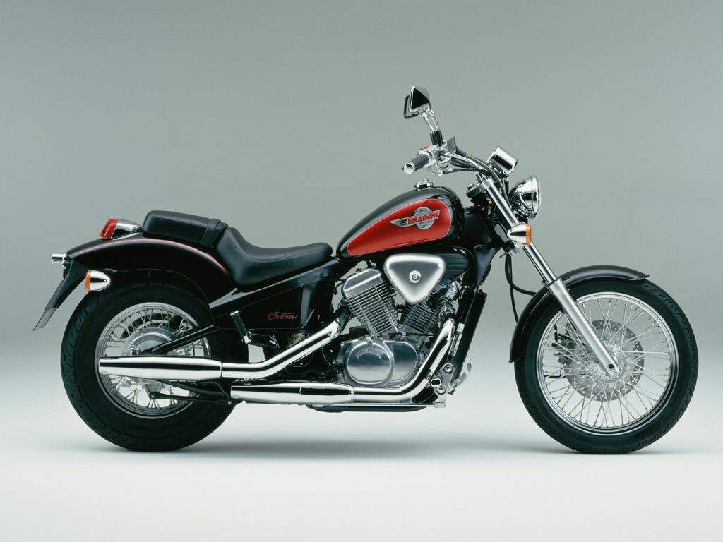 Мотоцикл Honda VT 600C Shadow 1999
