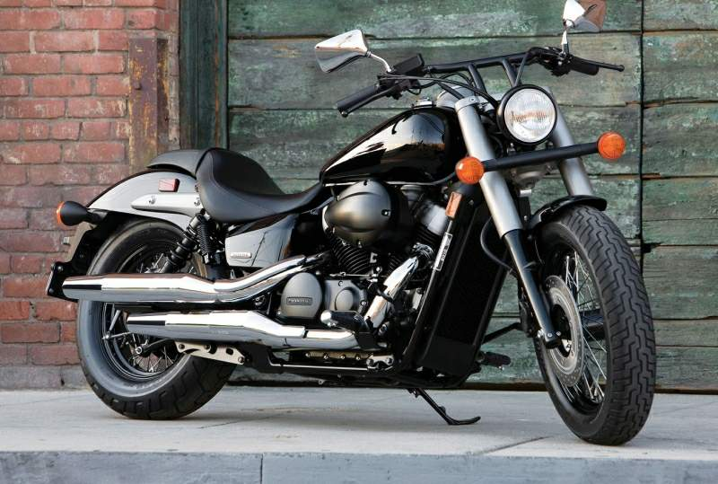 Мотоцикл Honda VT 750C Shadow Phantom 2010