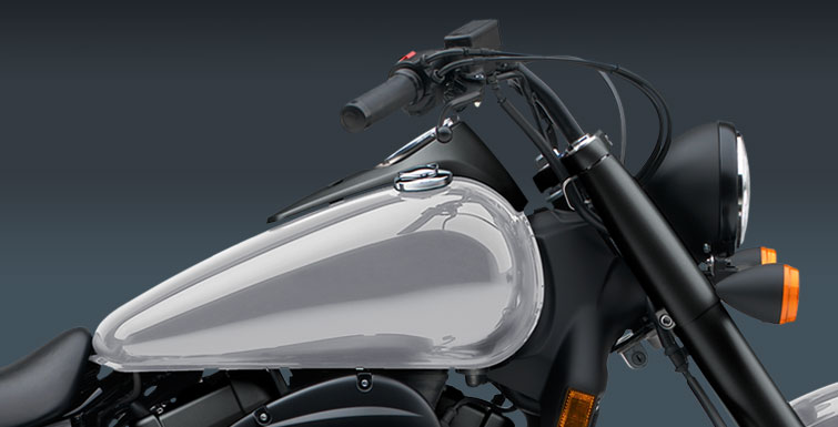Мотоцикл Honda VT 750C Shadow Phantom 2016