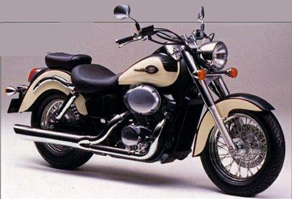 Мотоцикл Honda VT 750C2 Shadow 1998