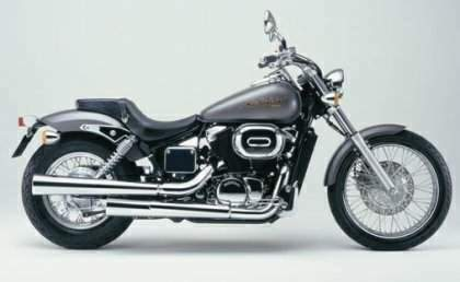 Мотоцикл Honda VT 750DC Black Widow 2004