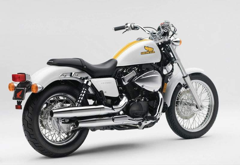 Мотоцикл Honda VT 750RS Shadow (VT 750S) Special Edition 2012