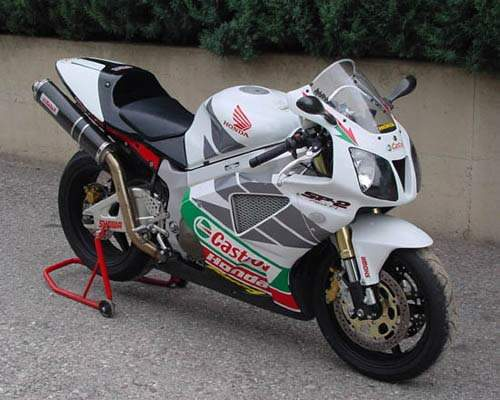 Мотоцикл Honda VTR 1000 RC51 SP2 Castrol Replica 2002
