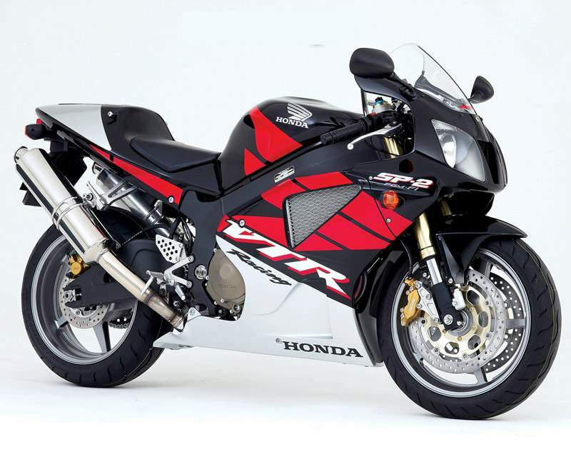Мотоцикл Honda VTR 1000 RC51 SP2 2005
