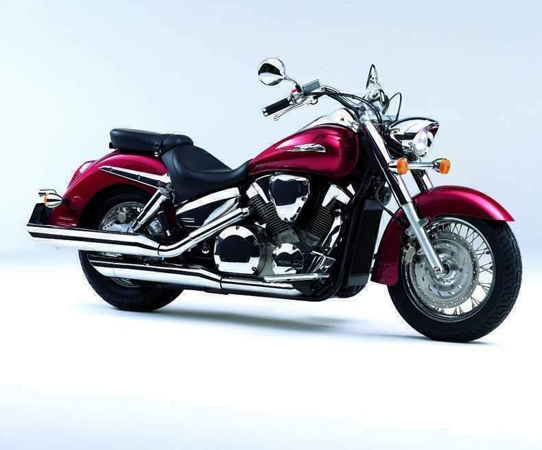 Мотоцикл Honda VTX 1300S 2002