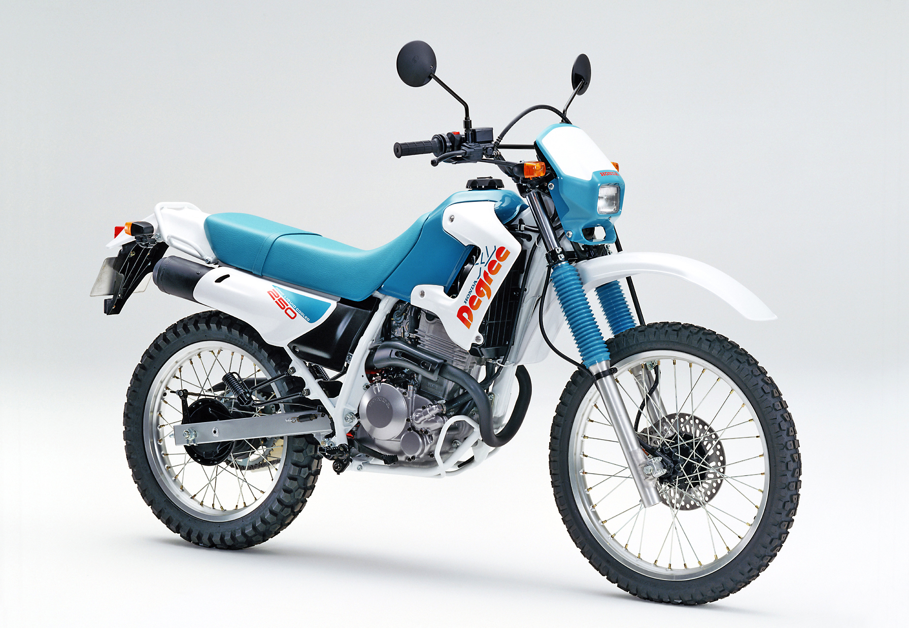 Мотоцикл Honda XL 250 Degree 1991
