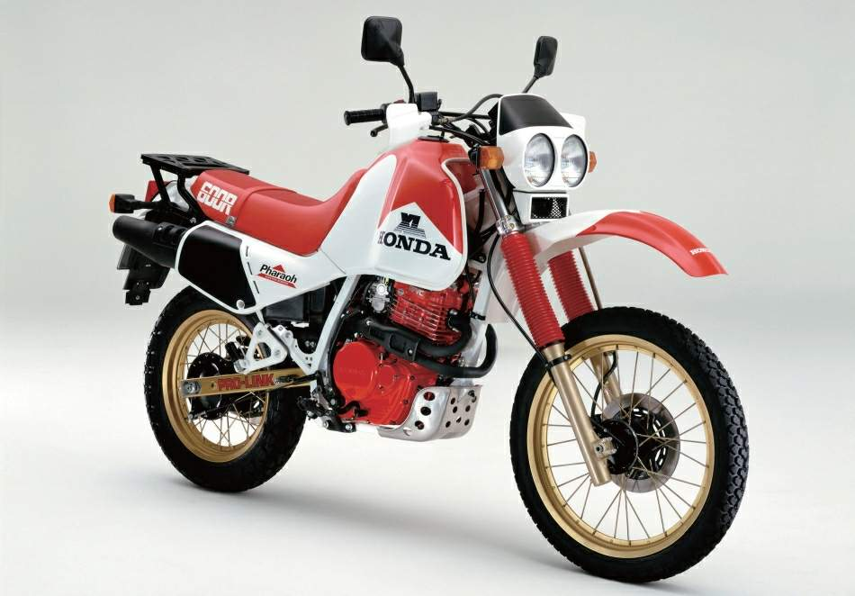 Мотоцикл Honda XL 600R Pharaohs Limited Edition 1986