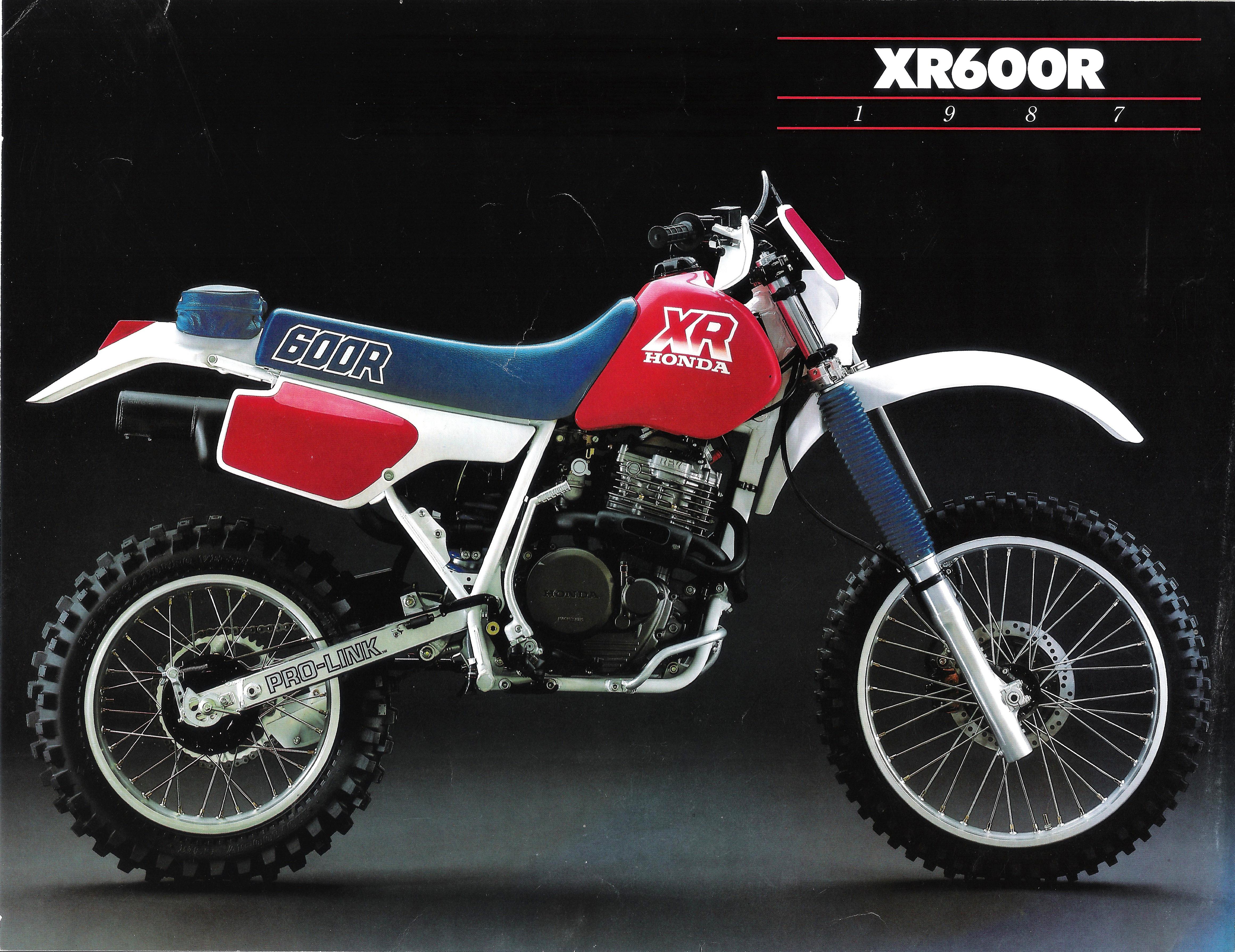 XR 600 R - TRAIL FUN ENDURO - Galeries photos - MOTOPLANETE
