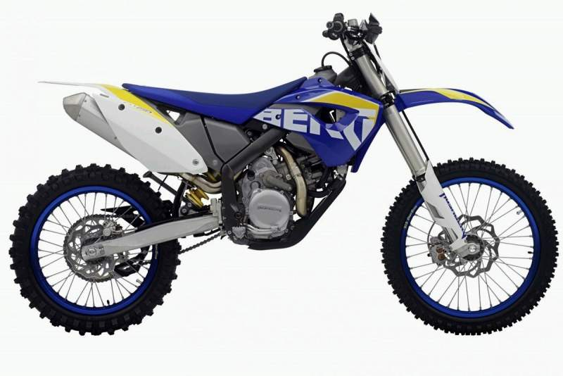 Мотоцикл Husaberg FX 450 Cross Country 2010