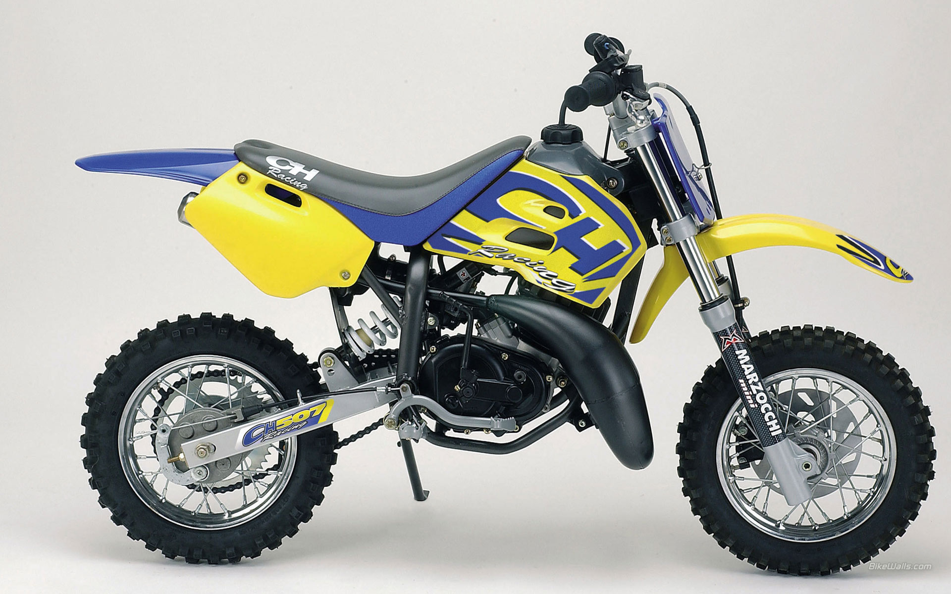 Мотоцикл Husqvarna MX 50 Junior 2005