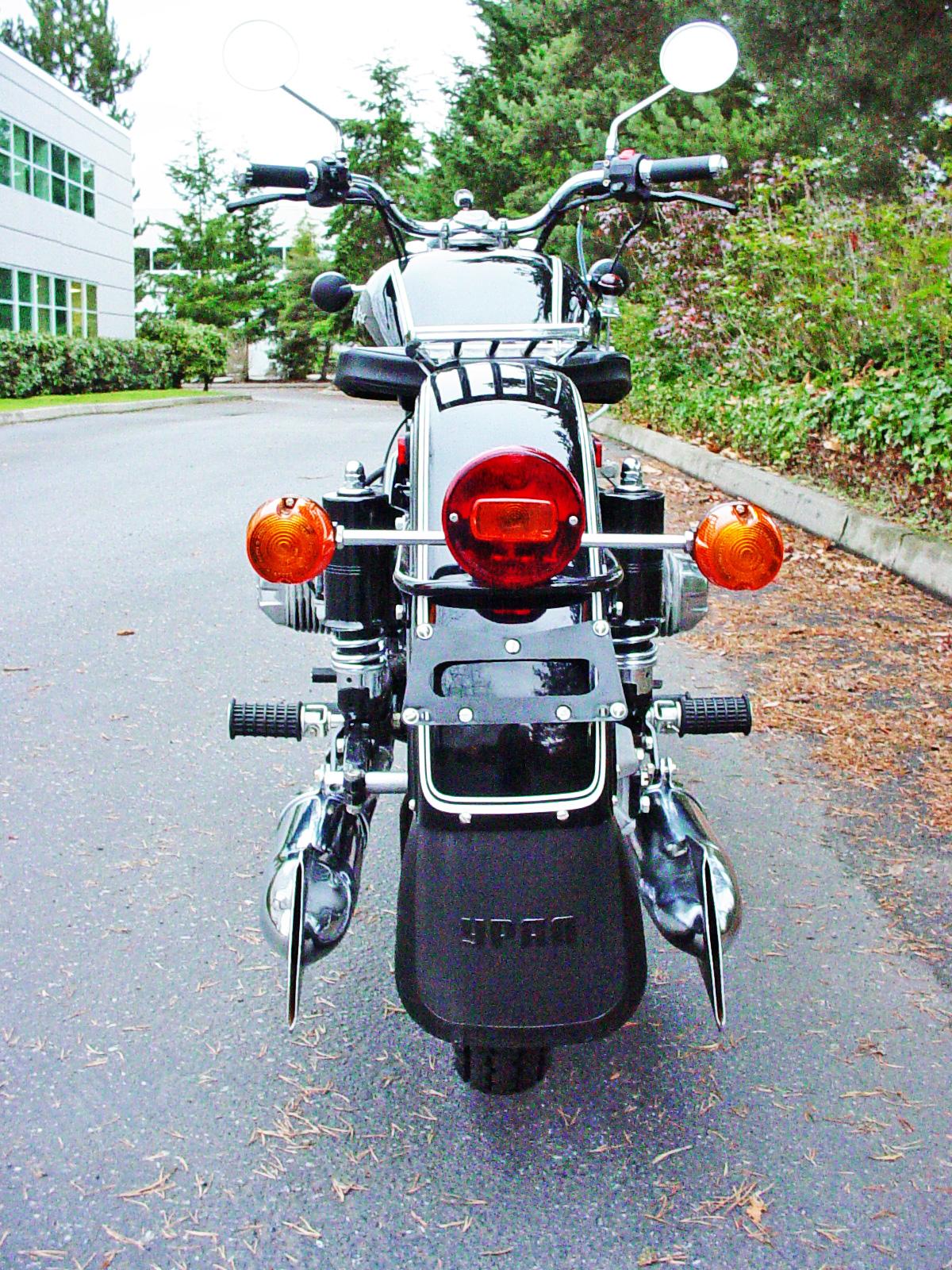 Мотоцикл имз урал ретро соло 2004