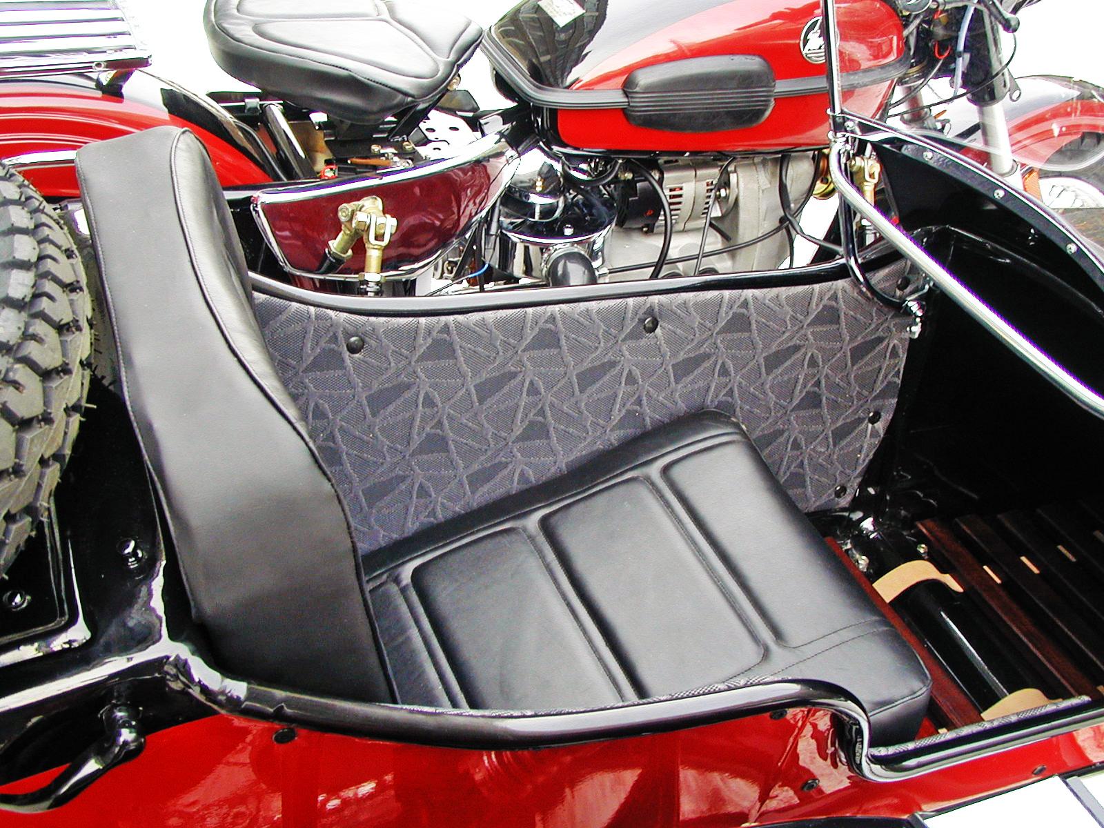 30 примеров шикарного тюнинга мотоцикла «Урал» (31 фото)