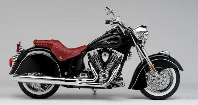 Мотоцикл Indian Chie f Deluxe 2009