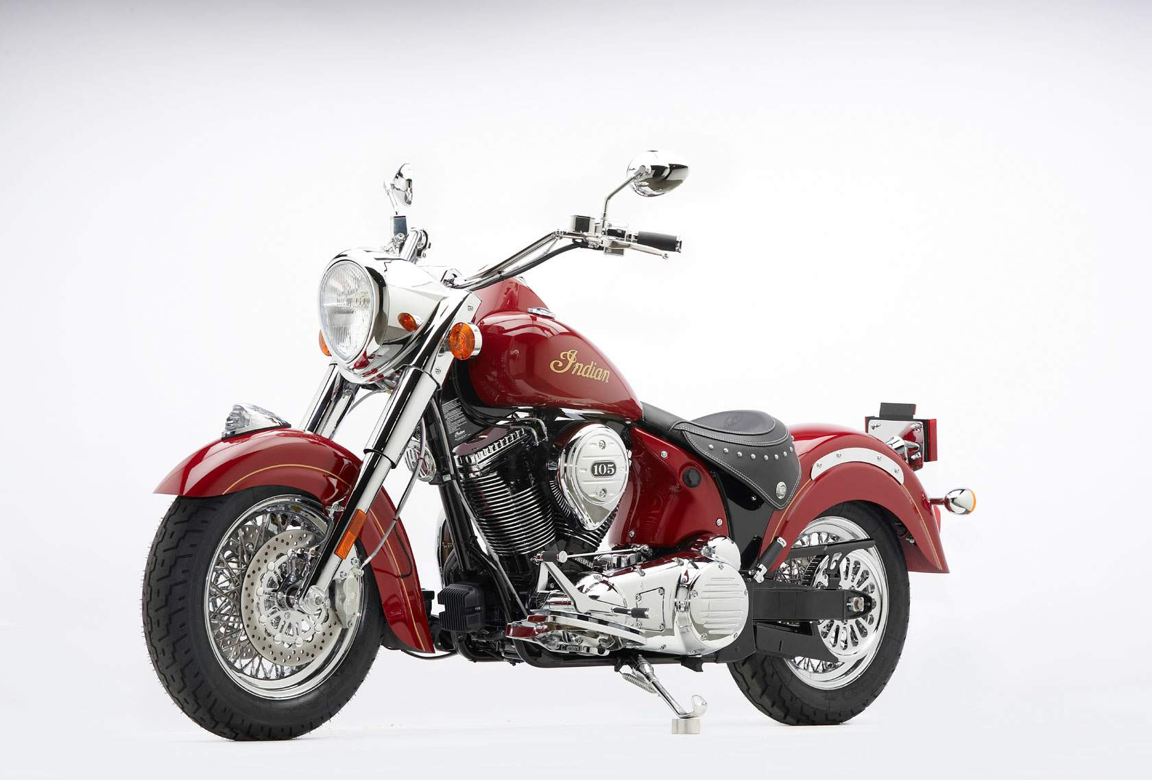 Мотоцикл Indian Chief Classic 2009