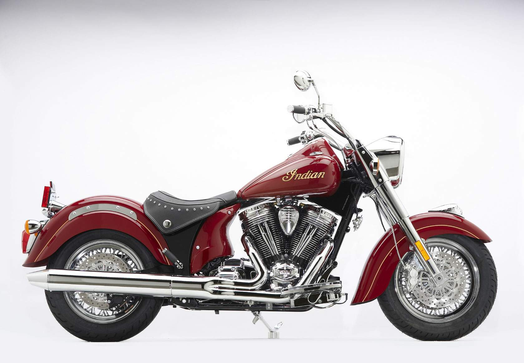 Мотоцикл Indian Chief Classic 2011