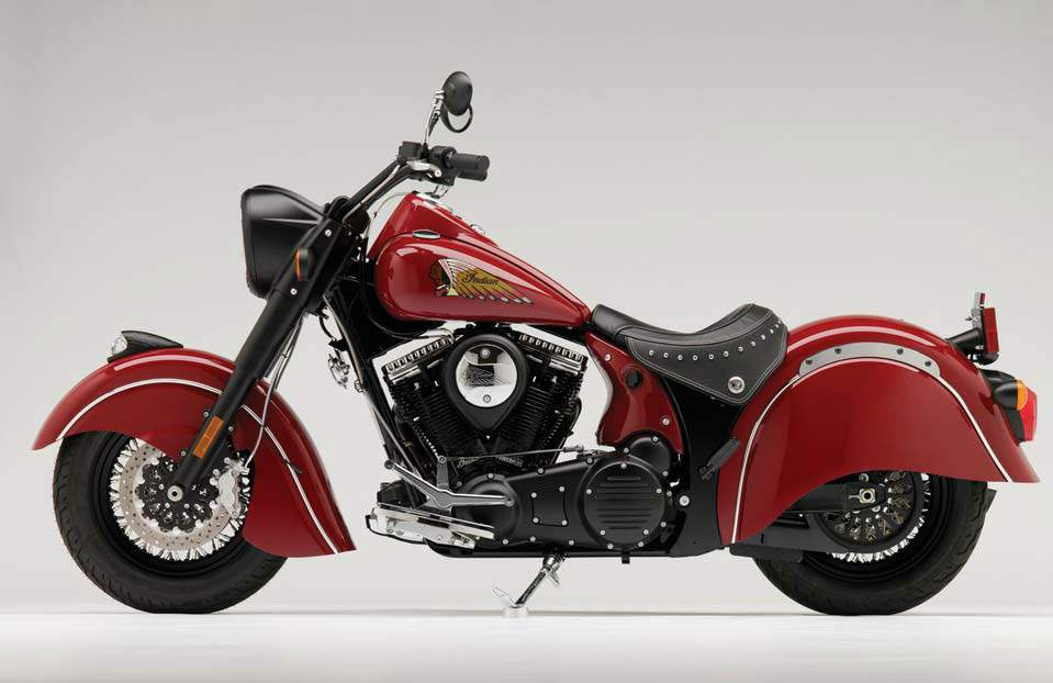 Мотоцикл Indian Chief Dark Horse 2010
