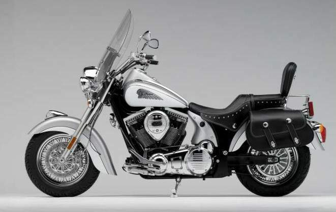 Мотоцикл Indian Chief Roadmaster 2009