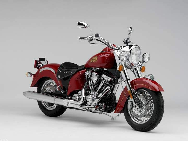 Мотоцикл Indian Chief Standard 2009