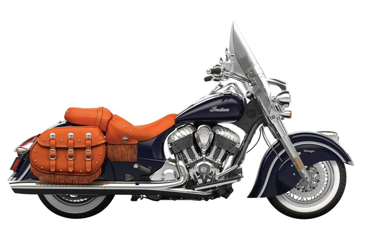 Мотоцикл Indian Chief Vintage 2014