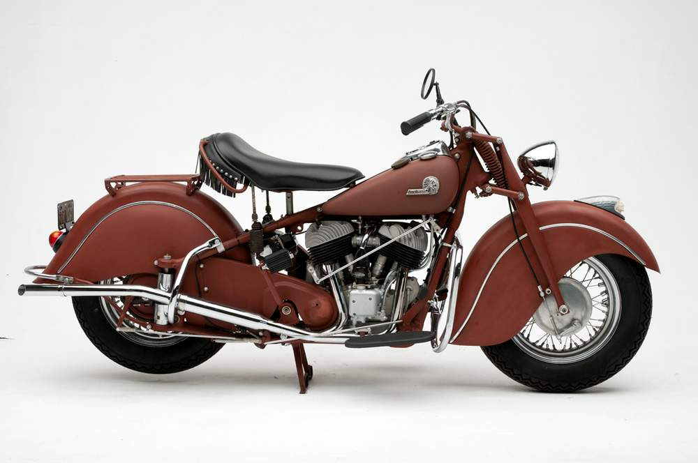 Мотоцикл Indian Chief 1946
