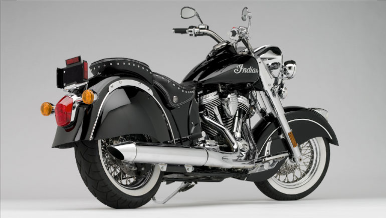 Мотоцикл Indian Chief 1999