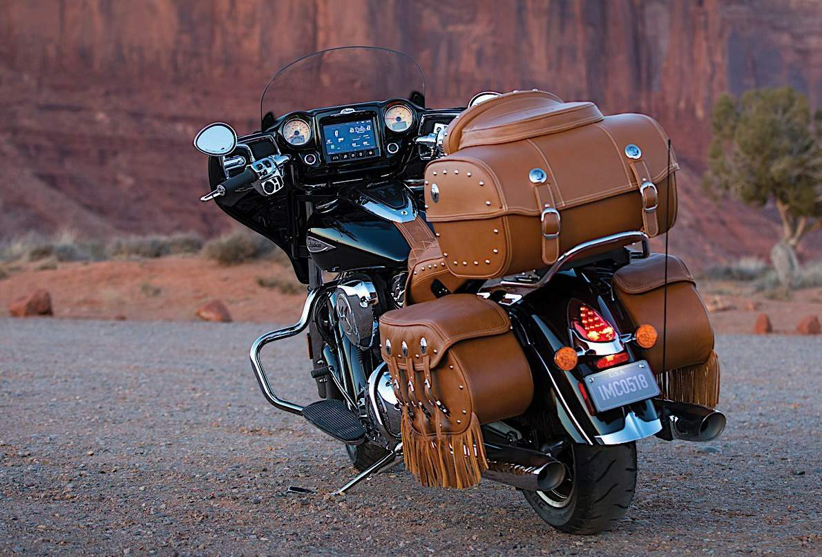 Мотоцикл Indian Roadmaster Classic 2017