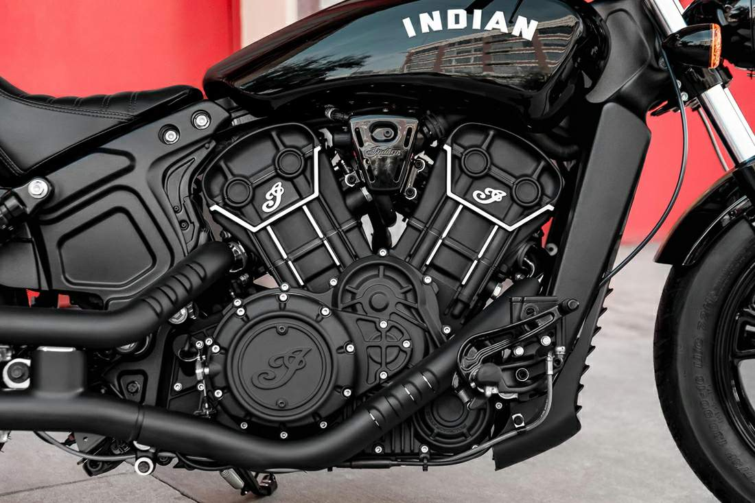 Мотоцикл Indian Scout Bobber Sixty 2020