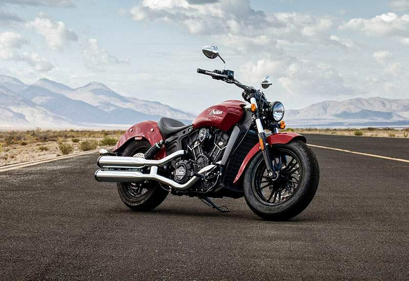 Мотоцикл Indian Scout Sixty 2016