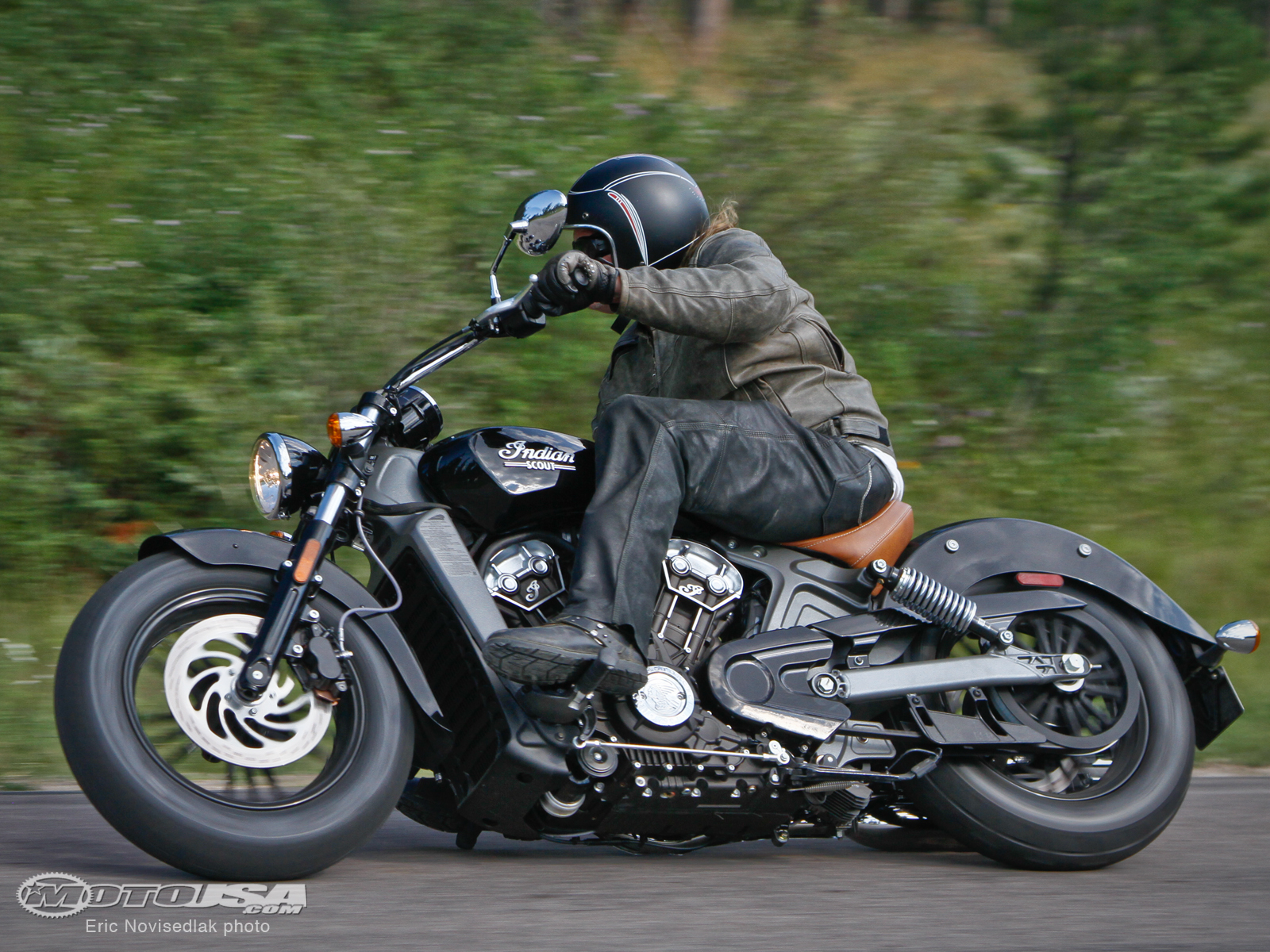 Мотоцикл Indian Scout 2015