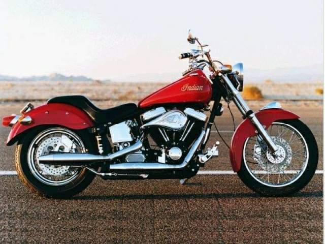 Мотоцикл Indian Scout 2001