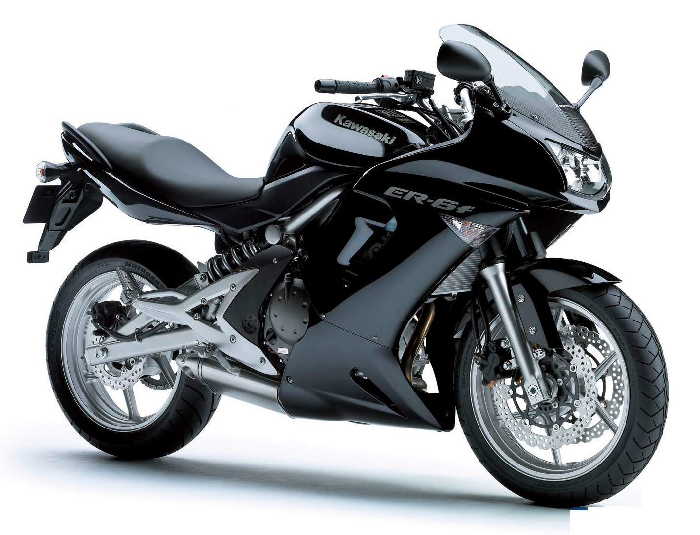 Мотоцикл kawasaki er-6f 2007 Описание, Фото, Запчасти, Цена