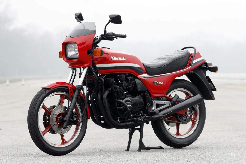 Kawasaki GPZ 750 UT ZX 750 A - Bestes Angebot von Kawasaki.