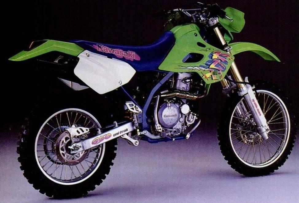 Kawasaki Klr  Top Speed