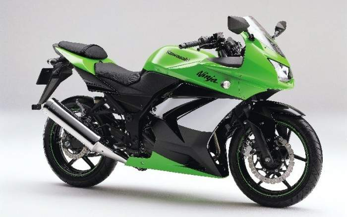 Мотоцикл Kawasaki Ninja 250R Japanese Limited Edition 2008