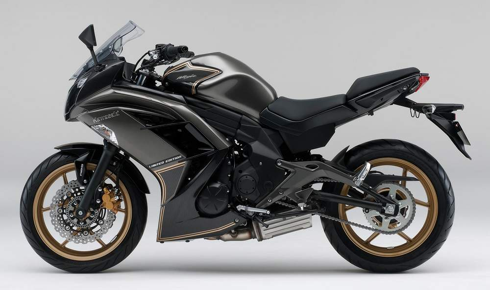 Мотоцикл Kawasaki Ninja 400 Limited Edition 2015